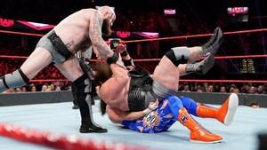 Raw 10/21/19 ~ The Viking Raiders vs Curt Hawkins and Zack Ryder