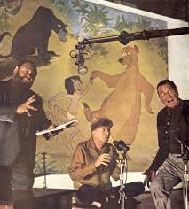 Recording Sessions For Jungle Book