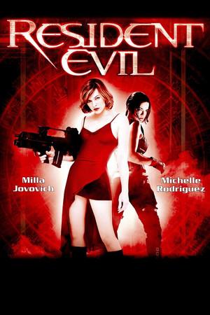 Resident Evil (2002) Poster