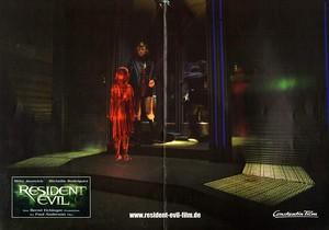 Resident Evil - Alice