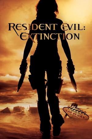 Resident Evil: Extinction (2007) Poster