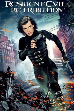 Resident Evil: Retribution (2012) Poster