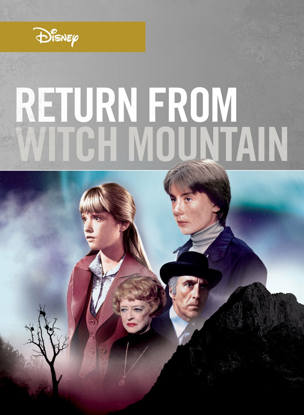Return from Witch Mountain (1978) Poster