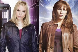 Rose Tyler & Donna Noble