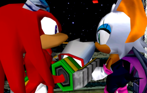 Rouge & Knuckles