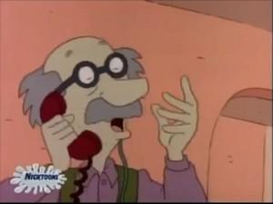 Rugrats - Grandpa's Date 38