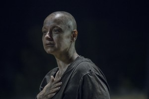 Samantha Morton as Alpha in 10x08 'The World Before'