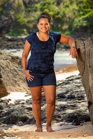 Sandra Diaz-Twine (Winners at War)