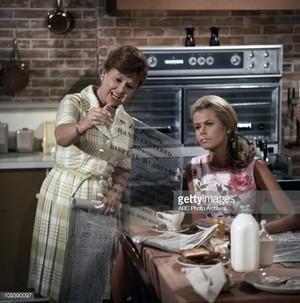 Sandra Gould and Liz