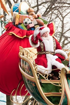 Santa Clause 🎄❤️⛄❄️🎅