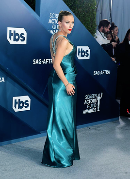 Scarlett Johansson 26th Annual Screen Actors Guild Awards January 19, 2020