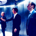 Sherlock, Mycroft, and John - sherlock icon