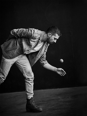 Shia LaBeouf - Esquire Photoshoot - 2018