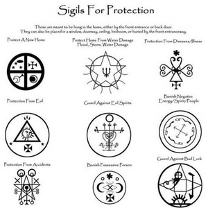 Sigils of Protections (Example)