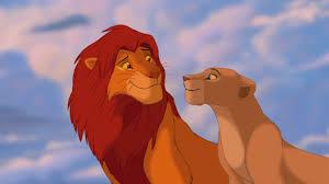 Simba and Nala 14