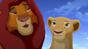 Simba and Nala 16