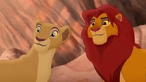Simba and Nala 17