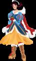 Snow White in a Winter Attire - snow-white-and-the-seven-dwarfs fan art