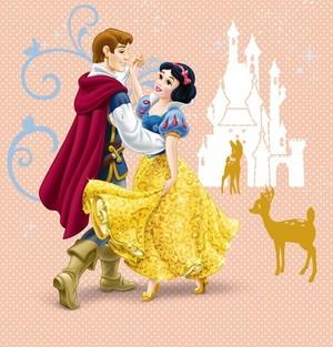 Snow White x the Prince