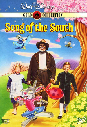Song of the South (1946) DVD Cover