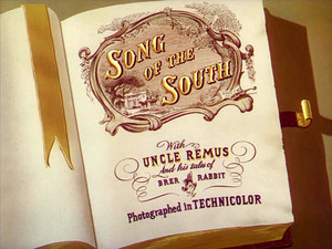Song of the South (1946) judul Card