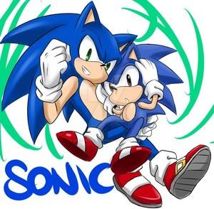 Sonic Gens