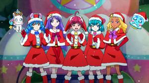 star, sterne Twinkle Precure Weihnachten