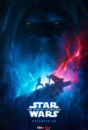 星, 星级 Wars 9: The Rise Of Skywalker – Poster ©2019 ILM and Lucasfilm