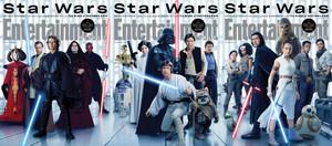 তারকা Wars TROS EW cover
