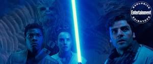 তারকা Wars TROS EW exclusive ছবি