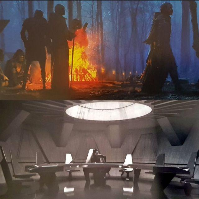 Etoile Star Wars The Rise Of Skywalker Art Book Concept Art Etoile Etoile Star Wars Photo 43194748 Fanpop