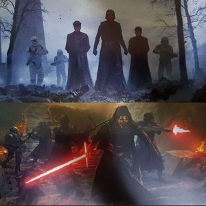 Star Wars: The Rise of Skywalker -art book/concept art