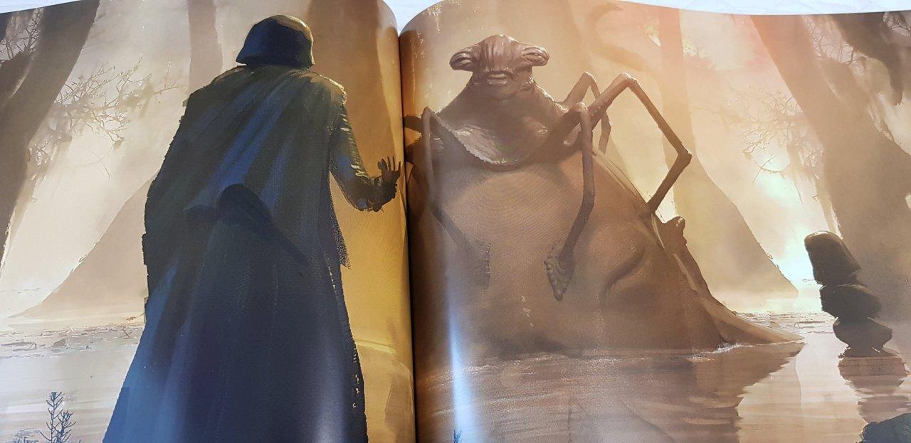Etoile Star Wars The Rise Of Skywalker Art Book Concept Art Etoile Etoile Star Wars Photo 43194753 Fanpop