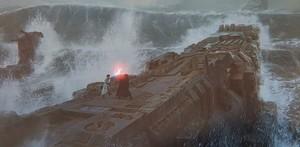 星, 星级 Wars: The Rise of Skywalker -art book/concept art