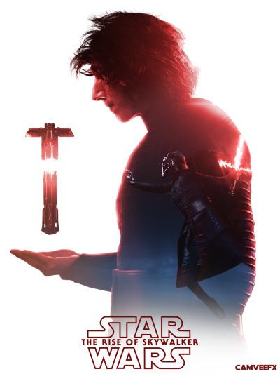 Etoile Star Wars The Rise Of Skywalker Movie Poster Etoile Etoile Star Wars Photo 43194764 Fanpop