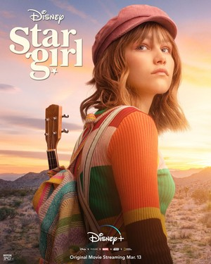 Stargirl (Disney ) movie poster