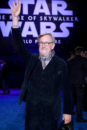Steven Spielberg - premiere of stella, star Wars: The Rise Of Skywalker - December 16, 2019