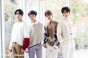 Stray Kids - Clé: Levanter Promotion Photoshoot sejak Naver x Dispatch
