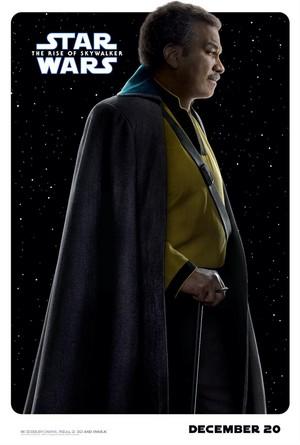 TROS character posters (Lando)