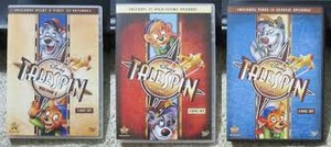 Tailspin DVD Collection