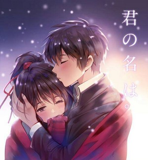Taki and Mitsuha