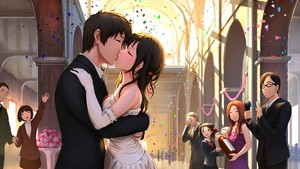 Taki and Mitsuha's Wedding