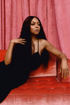 Taraji P. Henson - Playboy Photoshoot - 2019
