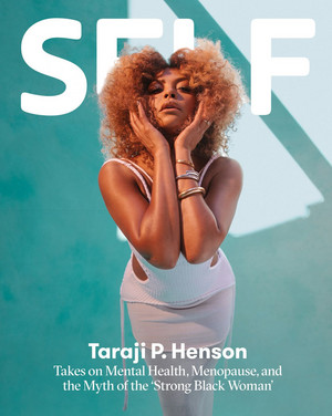 Taraji P. Henson - Self Magazine Cover - 2019