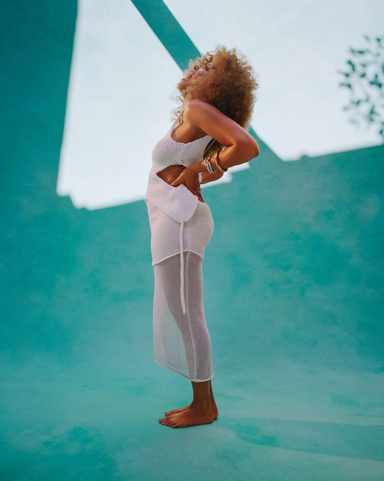 Taraji P. Henson - Self Magazine Photoshoot - 2019