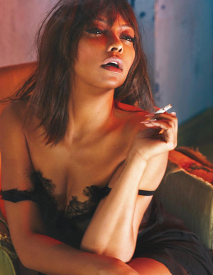 Taraji P. Henson - W Magazine Photoshoot - 2017