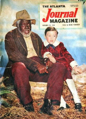 The Atlanta Journal - Song of the South Cover - November 1946