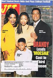 The Cast Of Moesha On The Cover Of Jet
