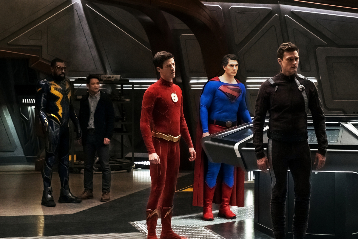 "The Flash 6.09 ""Crisis on Infinite Earths, Hour Three"" Promotional Images ⚡️"