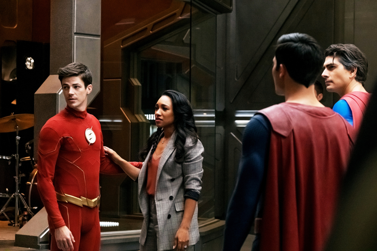 """The Flash 6.09 """"Crisis on Infinite Earths, Hour Three"""" Promotional Images ⚡️"""